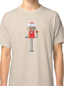 Character Building - Gumball Basketballer Classic T-Shirt