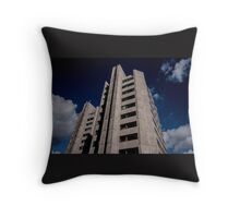 brutalist COVENTRY Throw Pillow