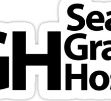 Seattle Grace Hospital – Grey's Anatomy, McDreamy Sticker