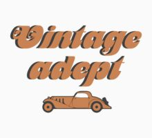 Vintage cars adept One Piece - Long Sleeve