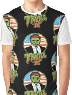 Troll 3 Graphic T-Shirt