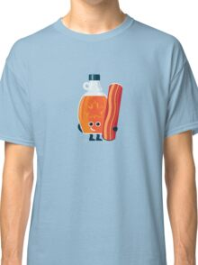 Character Building - Maple & Bacon Classic T-Shirt