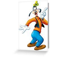 Goofy Greeting Card