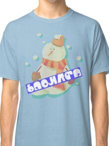 Splatfest - SNOWMAN Classic T-Shirt