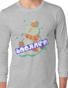 Splatfest - SNOWMAN Long Sleeve T-Shirt