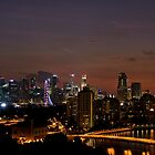 Singapore: Golden Gate View by Kasia-D