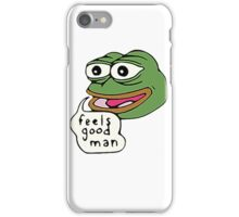 FeelsGoodMan  iPhone Case/Skin