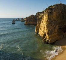Algarve: Praia Dona Ana Sticker