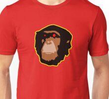 Zombied Chimp Unisex T-Shirt