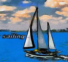 Plain sailing by Fernando Fidalgo