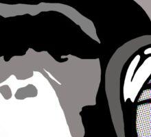 Chimp Tunes Sticker