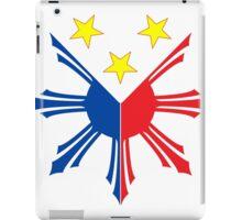 Philippines Sun and stars flag iPad Case/Skin