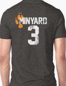 andrew minyard jersey T-Shirt