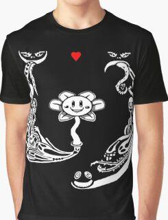 Flowey Graphic T-Shirt