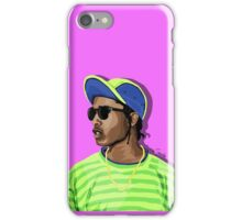 ASAP Rocky (Fresh Prince Of Harlem) iPhone Case/Skin