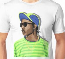ASAP Rocky (Fresh Prince Of Harlem) Unisex T-Shirt