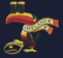 GUINNESS IRISH RUGBY AMERICAN FOOTBALL Kids Tee