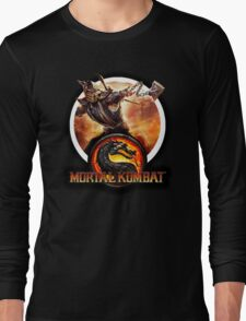 Mortal Kombat Long Sleeve T-Shirt