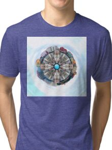 Small World In The Clouds Tri-blend T-Shirt