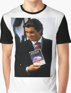 Neon genesis evangelion american psycho Graphic T-Shirt