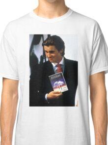 Neon genesis evangelion american psycho Classic T-Shirt