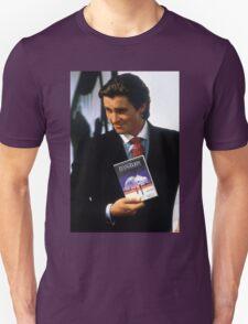 Neon genesis evangelion american psycho T-Shirt
