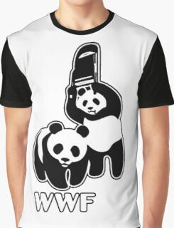 WWF [Alternative Version] Graphic T-Shirt
