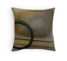 Layers Three Throw Pillow