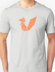 Origami Squirrel illustration T-Shirt