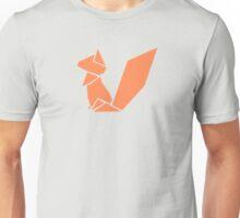 Origami Squirrel illustration Unisex T-Shirt