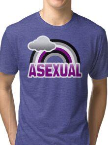 Asexual Pride Tri-blend T-Shirt
