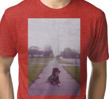 'Sidewalk' Tri-blend T-Shirt