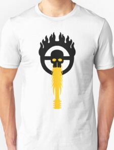 Chrome and Flame! Unisex T-Shirt