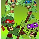 Turtlyfabulous by Buckworth