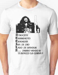 Attila, Flagello di Dio (A) Unisex T-Shirt