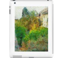 Trees in the neighborhood iPad Case/Skin