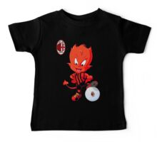 Ac Milan Baby supporter Baby Tee