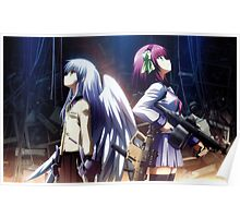 Angel Beats! Poster