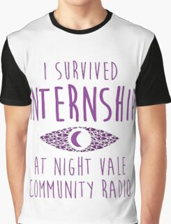 I survived Internship! Graphic T-Shirt