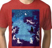 Paradise  Tri-blend T-Shirt