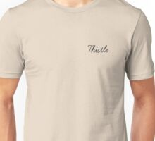 Alice Isn't Dead - Thistle. Unisex T-Shirt