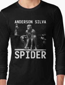 Anderson Silva Signature [FIGHT CAMP] Long Sleeve T-Shirt