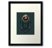 League of Legends - Bard Banner Framed Print