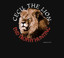 Cecil The Lion Unisex T-Shirt