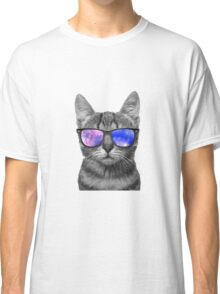 Space Kitty Classic T-Shirt