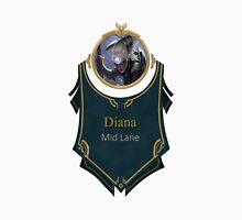 League of Legends - Diana Banner Unisex T-Shirt