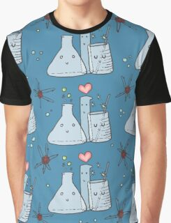 Glassware Friends Graphic T-Shirt