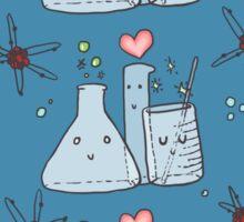 Glassware Friends Sticker