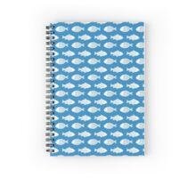 Fisch Eins Spiral Notebook