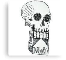 skullboro Canvas Print